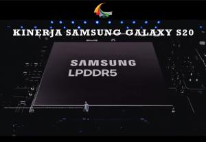 Kinerja Samsung Galaxy S20