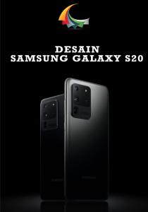 Desain Samsung Galaxy S20