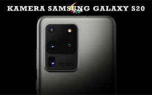 kameran Samsung Galaxy S20